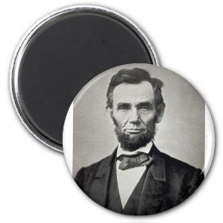 Abraham Lincoln! Magnet