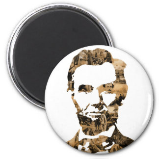 Abraham Lincoln Refrigerator Magnet