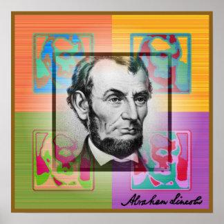 Abraham Lincoln Medley Poster
