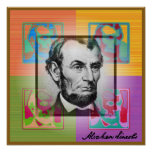 Abraham Lincoln Medley Print