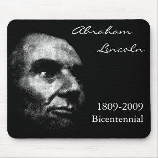 Abraham Lincoln Mouse Pad