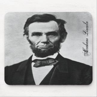 ABRAHAM LINCOLN MOUSEPADS