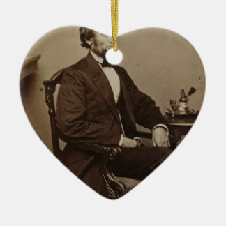 Abraham Lincoln Ornament