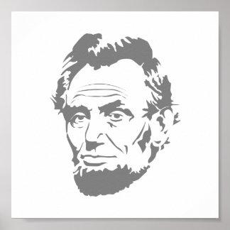 Abraham Lincoln Impresiones