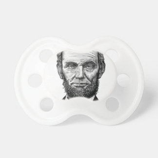 Abraham Lincoln Pacifier