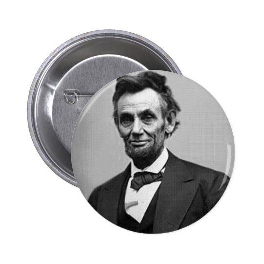 Abraham Lincoln Pinback Button
