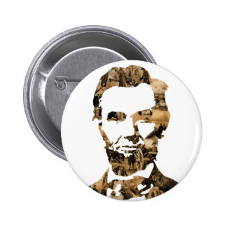 Abraham Lincoln Pinback Button