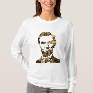 Abraham Lincoln Playera