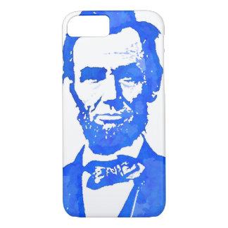 Abraham Lincoln Pop Art Portrait iPhone 7 Case