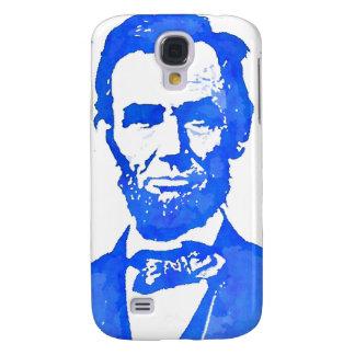 Abraham Lincoln Pop Art Portrait Samsung Galaxy S4 Case