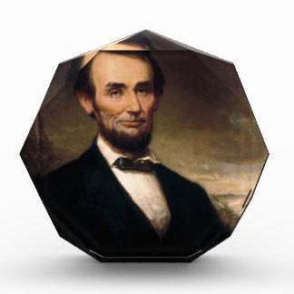 Abraham Lincoln por la historia de George H