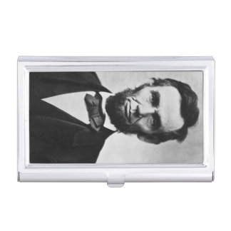 Abraham Lincoln Portrait Business Card Holders