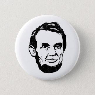 Abraham Lincoln Portrait Button
