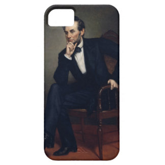Abraham Lincoln Portrait by George Healy iPhone 5 Cover