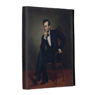 Abraham Lincoln Portrait by George Healy iPad Folio Cases