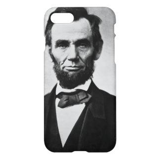Abraham Lincoln Portrait iPhone 7 Case