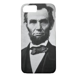 Abraham Lincoln Portrait iPhone 8/7 Case