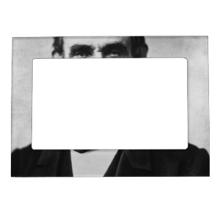 Abraham Lincoln Portrait Magnetic Picture Frame