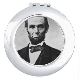 Abraham Lincoln Portrait Vanity Mirror