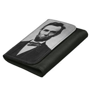 Abraham Lincoln Portrait Wallet