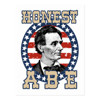 Abraham Lincoln Postcards