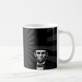 Abraham Lincoln Presidential Fashion Statement Coffee Mug