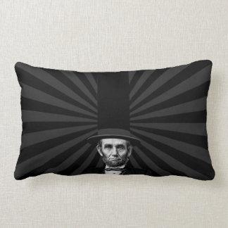 Abraham Lincoln Presidential Fashion Statement Lumbar Pillow