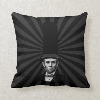 Abraham Lincoln Presidential Fashion Statement Pillows