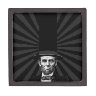 Abraham Lincoln Presidential Fashion Statement Premium Gift Box