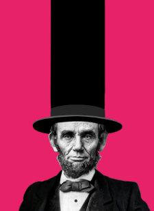 65fd3f4ed14f5a Abraham Lincoln Presidential Fashion Statement Tank Top