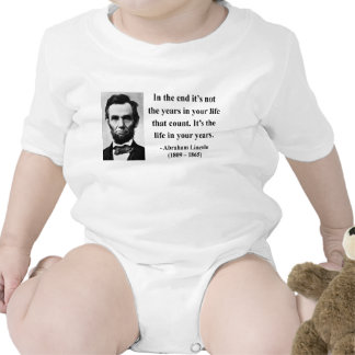 Abraham Lincoln Quote 2b Tees