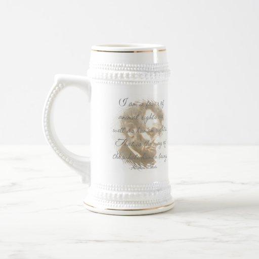 Abraham Lincoln Quote Coffee Mug