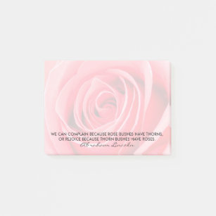 Abraham Lincoln Rose Quote Gifts On Zazzle
