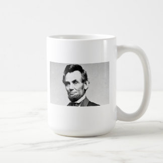 Abraham Lincoln Signature Mug