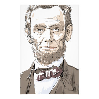 Abraham Lincoln Stationery