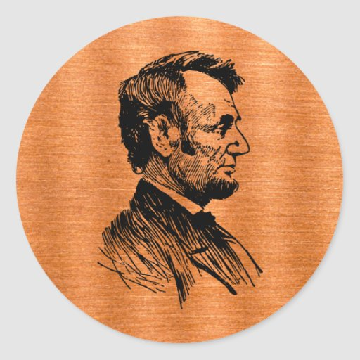 Abraham Lincoln Stickers