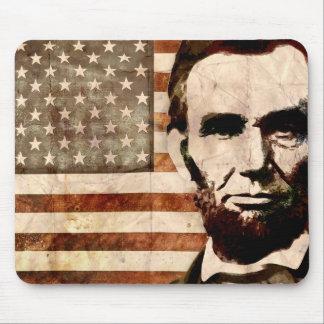 Abraham Lincoln Tapete De Ratones