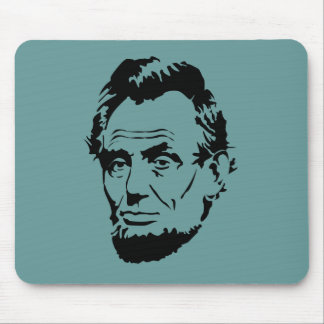 Abraham Lincoln Alfombrilla De Ratón