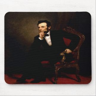 Abraham Lincoln Alfombrillas De Ratón