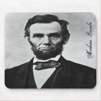 ABRAHAM LINCOLN TAPETES DE RATON