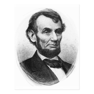 Abraham Lincoln Postal