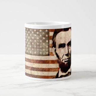 Abraham Lincoln Tazas Extra Grande