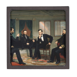 """Abraham Lincoln """"The Peacemakers"""" Gift Box"""
