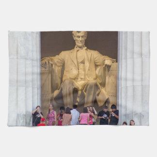 Abraham Lincoln Toalla