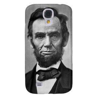 Abraham Lincoln Vintage  Samsung Galaxy S4 Cases