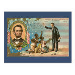 Abraham Lincoln Vintage  Postcard