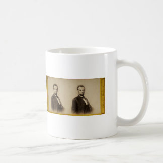 Abraham Lincoln Vintage Stereoview Coffee Mug