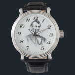 """Abraham Lincoln Vintage watch<br><div class=""""desc"""">Abraham Lincoln Vintage watch</div>"""