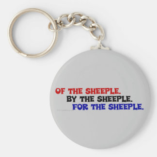 Abraham Lincoln would be ashamed of America 2 Keychain