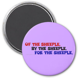 Abraham Lincoln would be ashamed of America 2 Magnet